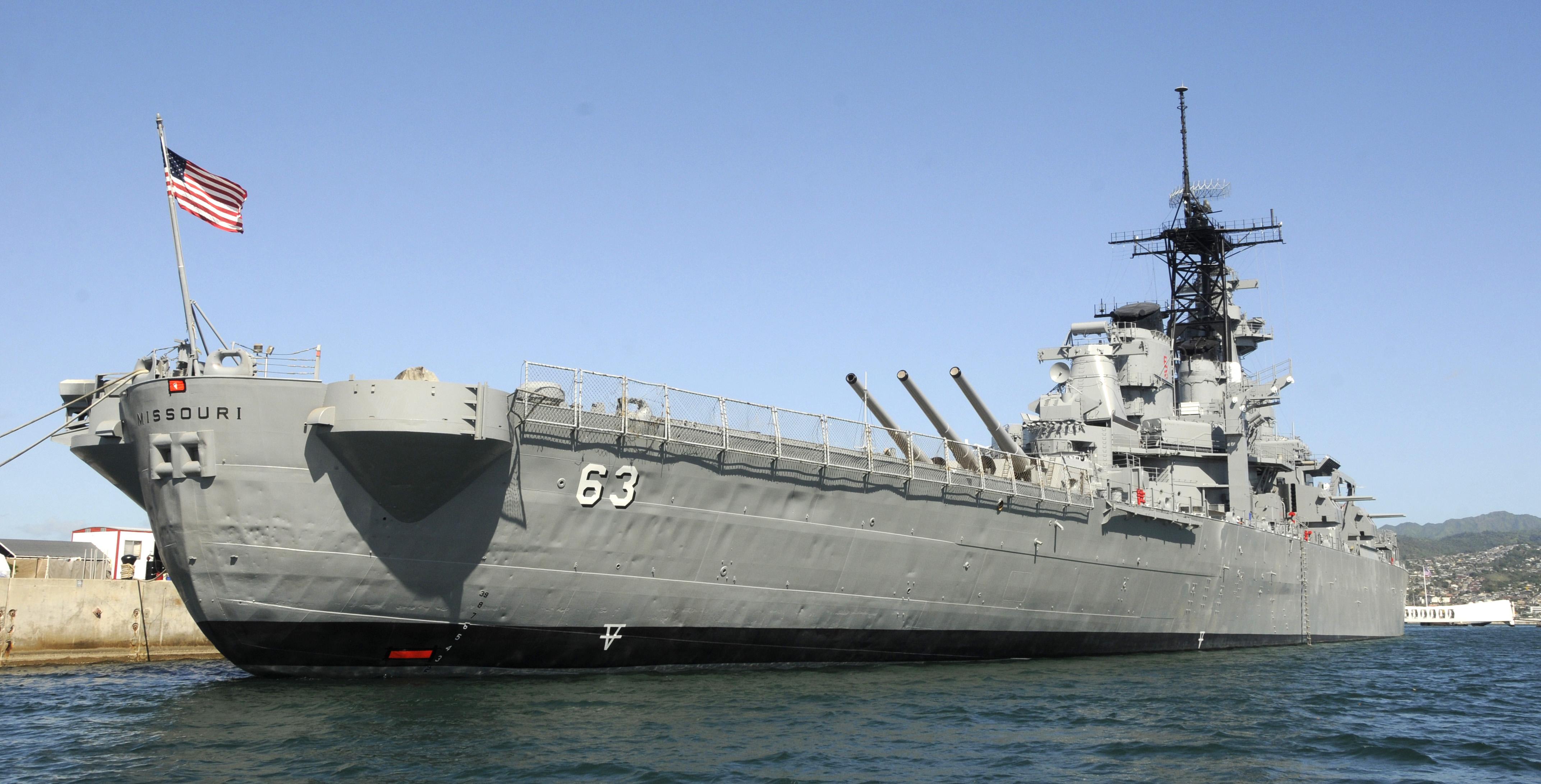 Battleships and the bridge ... World War I 56