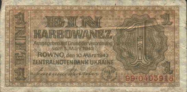 UkraineP49-1Karbowanez-1942-donatedmjd f.jpg