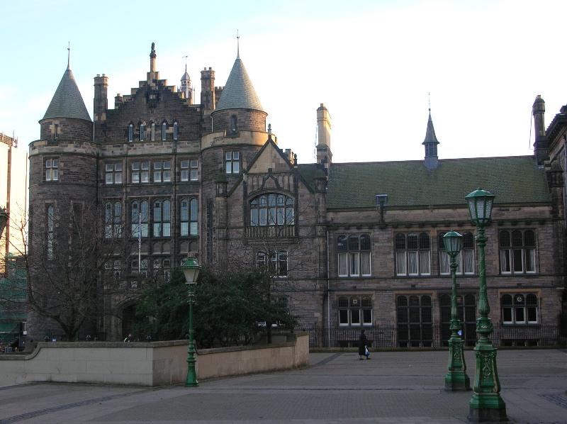 University Of Edinburgh Library Practise Rooms