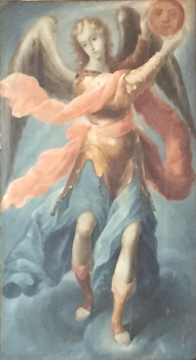 Arcángel Uriel, uno de los Siete Arcángeles Principales