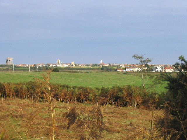 View from Squire's Hill, Walberswick - geograph.org.uk - 73241