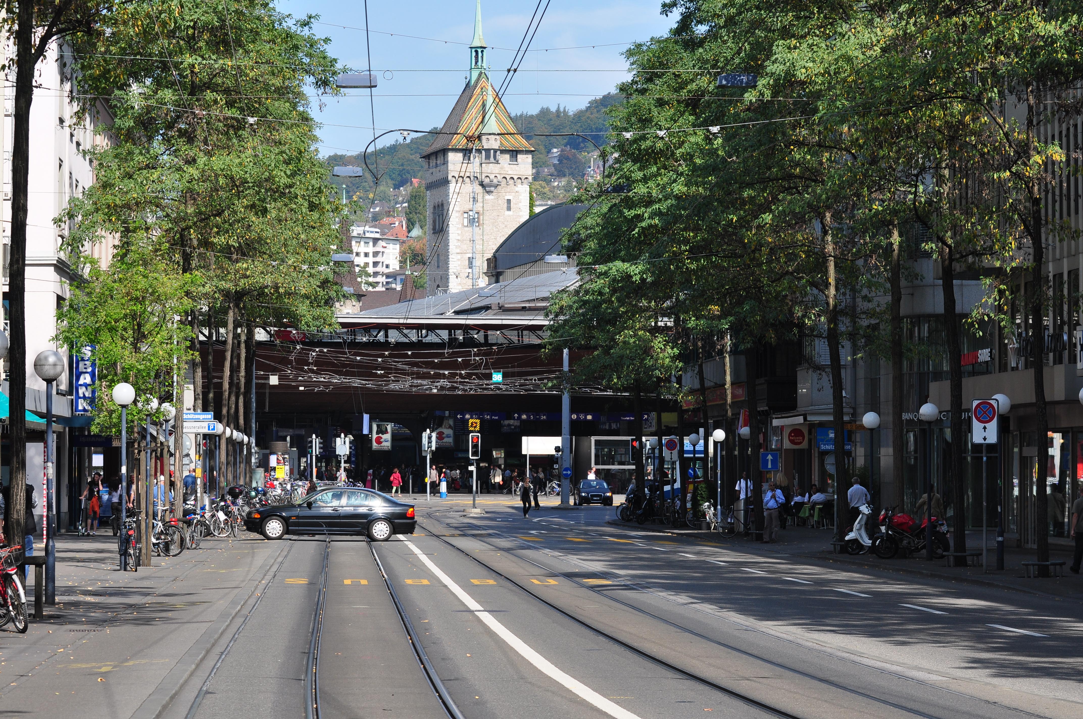Partnervermittlung löwenstrasse zürich