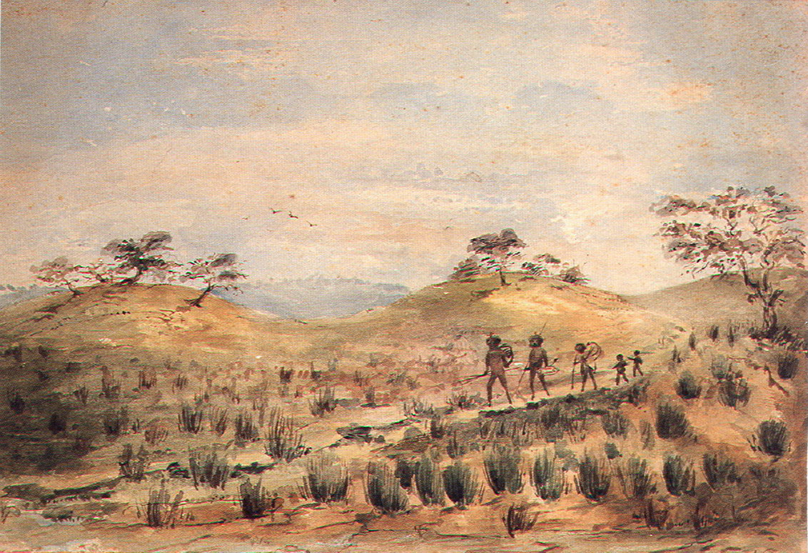 """european settlement on aboriginal land The historiographical device, she explains, is using '1788' as a character  """" small cool fires lit throughout the year by traditional owners protect."""