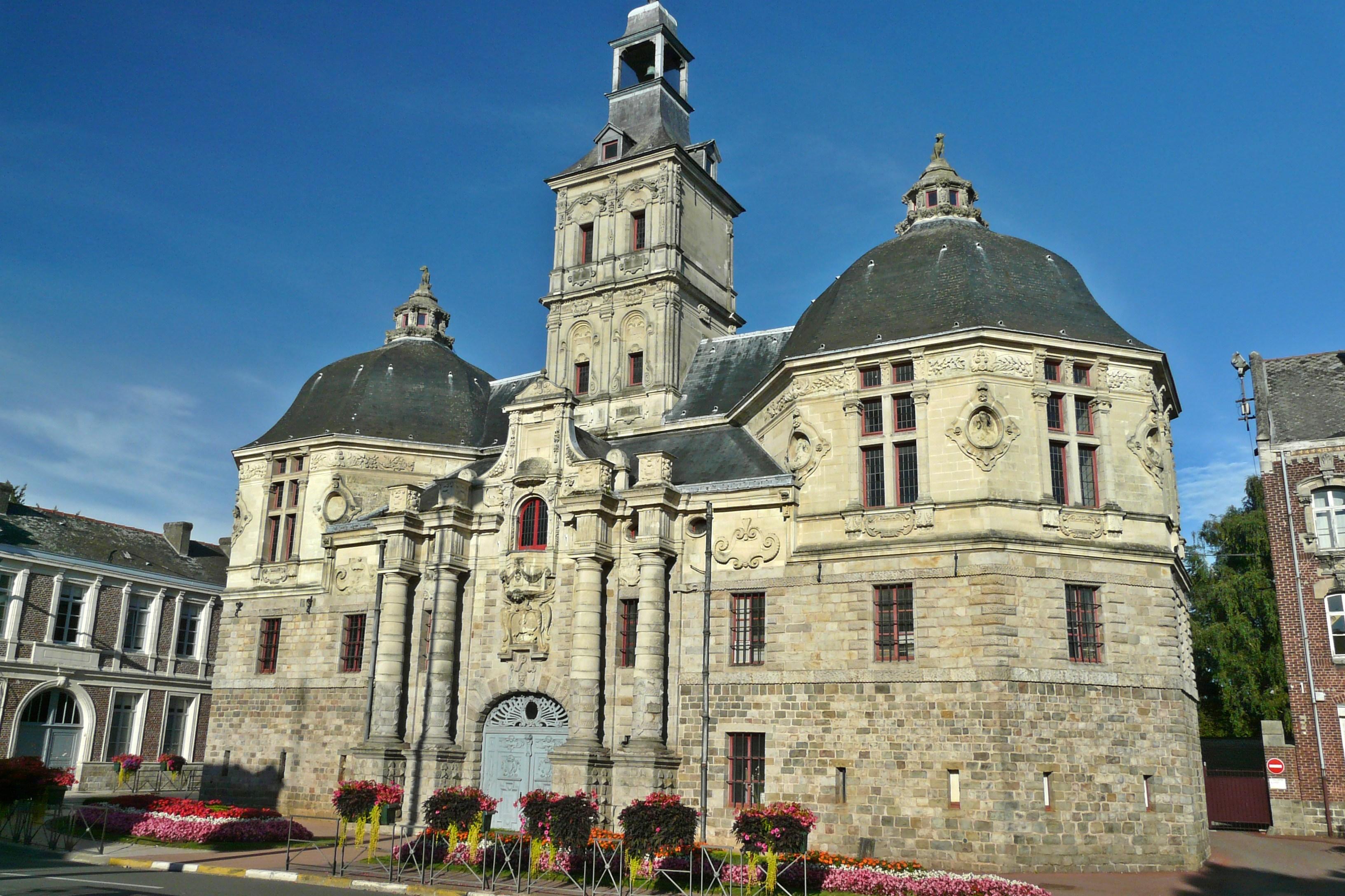 File chevinage de l 39 abbaye de saint amand les eaux jpg for Arcadim saint amand les eaux