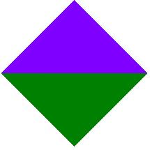 18th Battalion AIF Unit Colour Patch.PNG