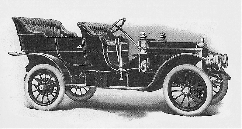 Early American Automobiles 1861 1929 History Of Early