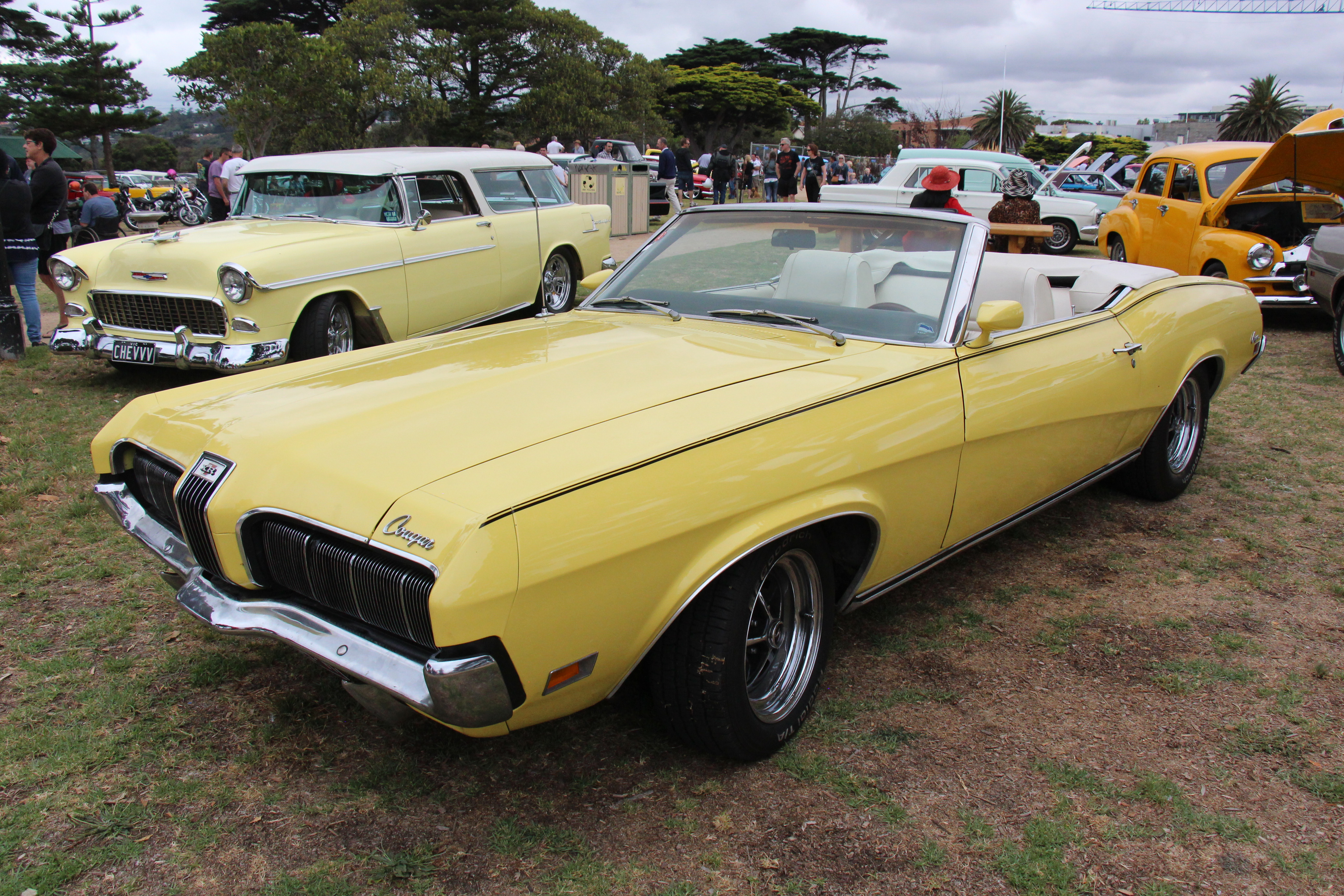 1970 Mercury Cougar Xr7 Eliminator