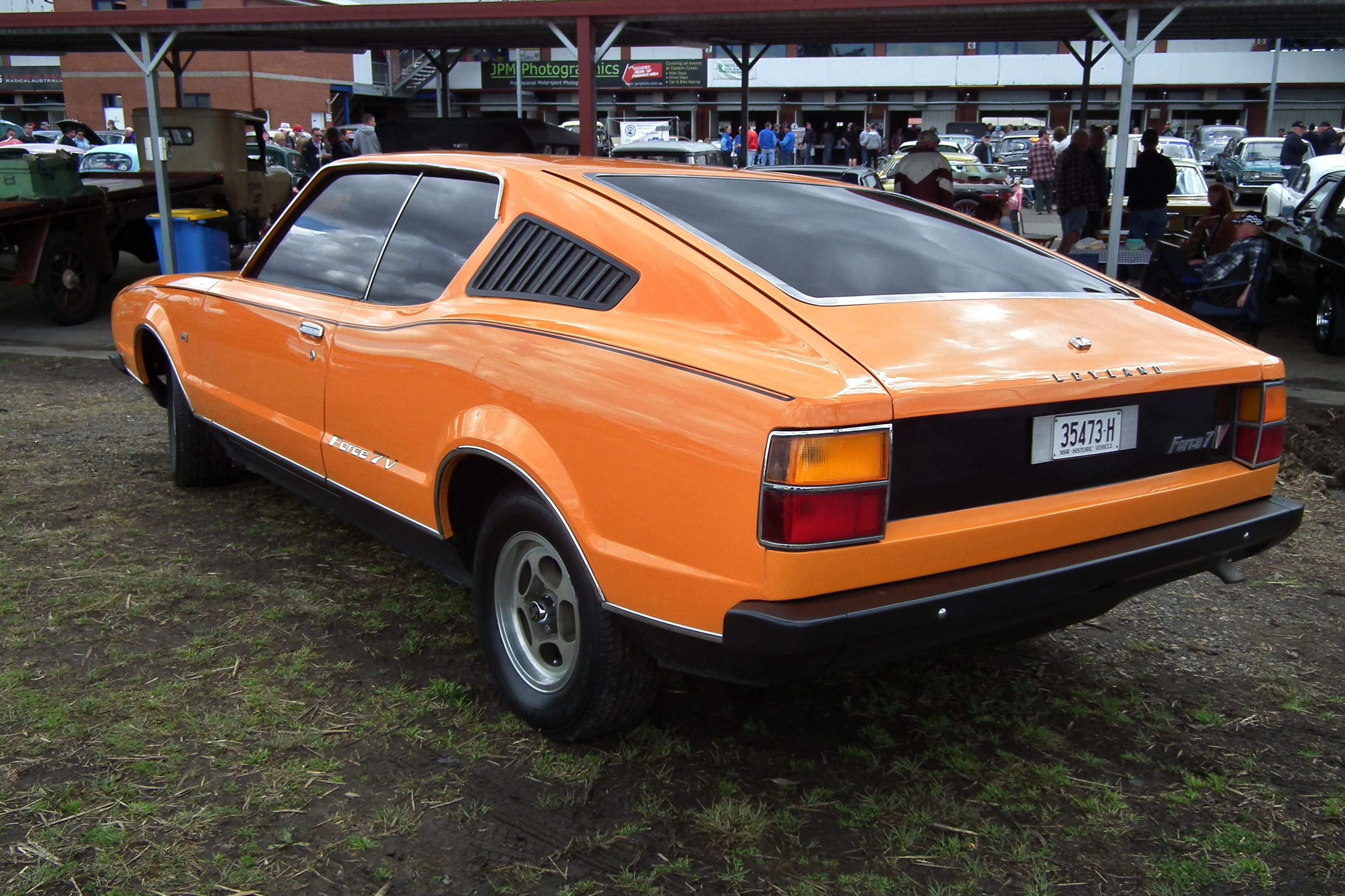 1974_Leyland_Force_7V_coupe_(6108225099)