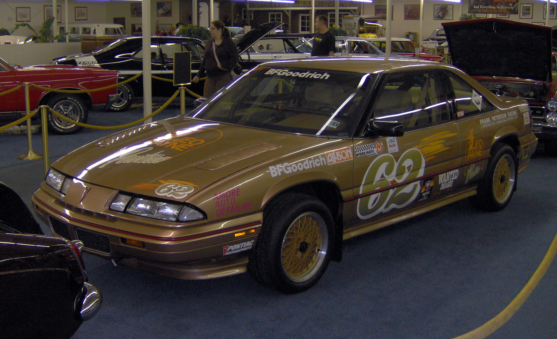 File 1988 Pontiac Grand Prix Pike S Peak Jpg Wikimedia Commons