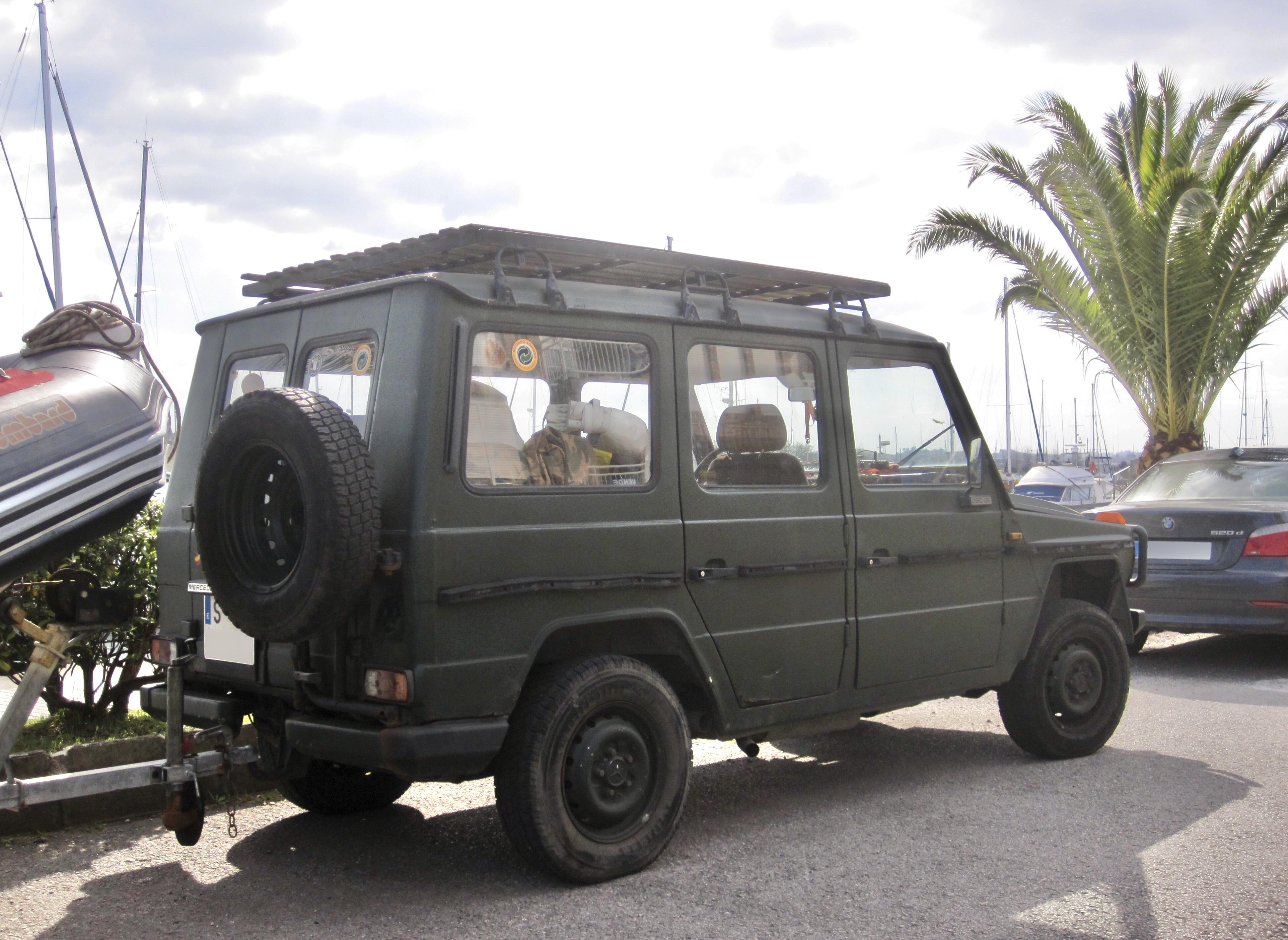 File 1989 mercedes benz 280 ge w460 4535432871 jpg for Mercedes benz 280 ge