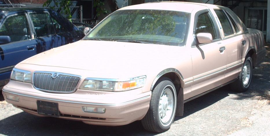 car design news 1997 mercury grand marquis. Black Bedroom Furniture Sets. Home Design Ideas