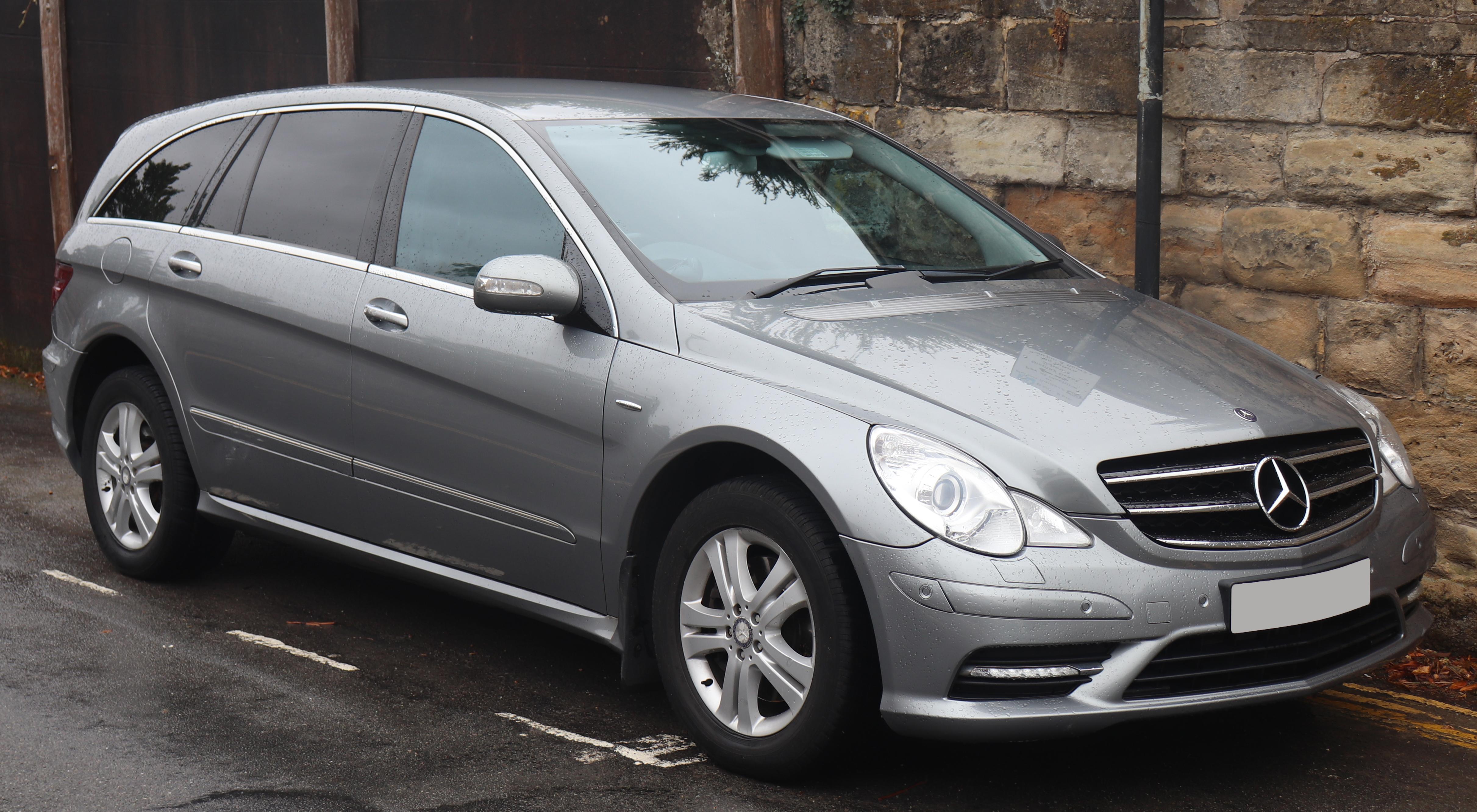 Mercedes Benz R Class Wikiwand
