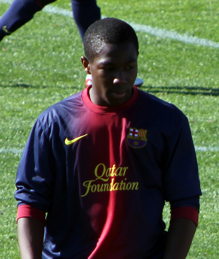 File 2012 2013 Adama Traore Flickr Castroquini Fcb Cropped Jpg Wikimedia Commons