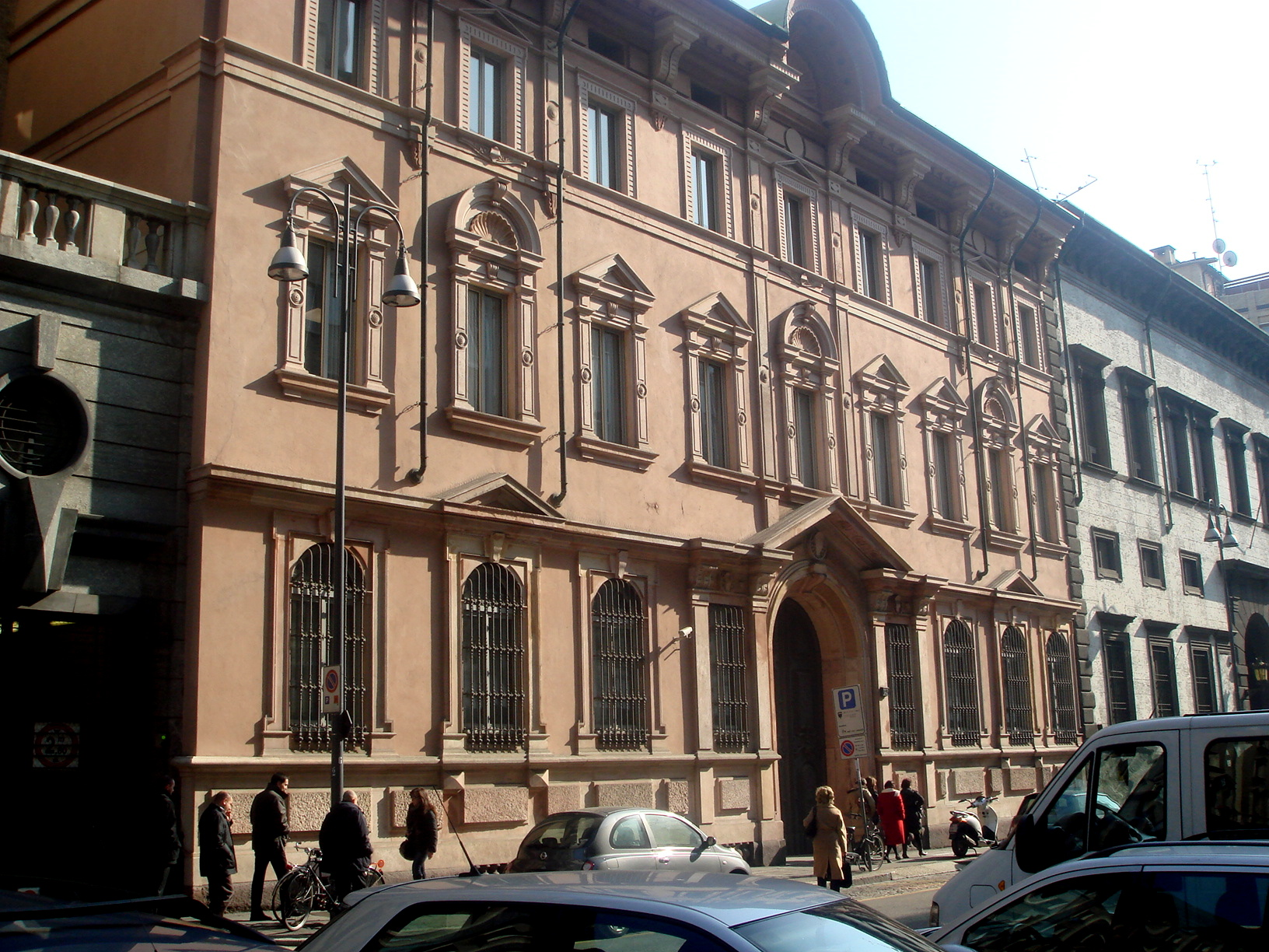 Palazzo Corio-Casati