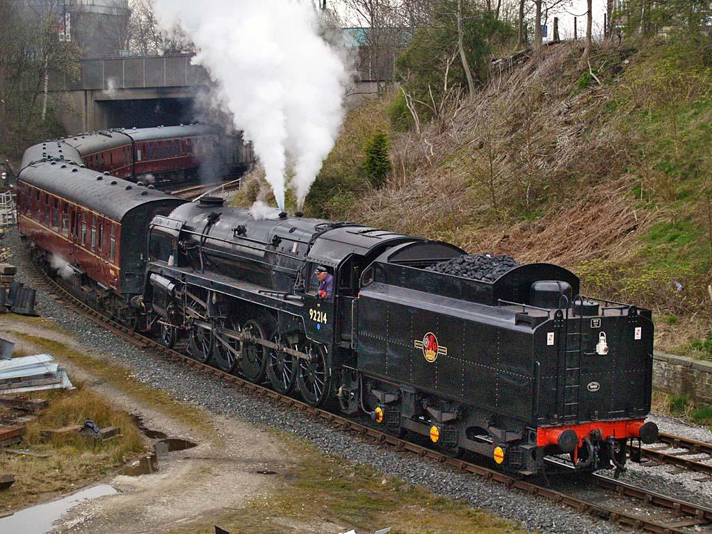 File:9F 2-10-0 locomotive number 92214.jpg