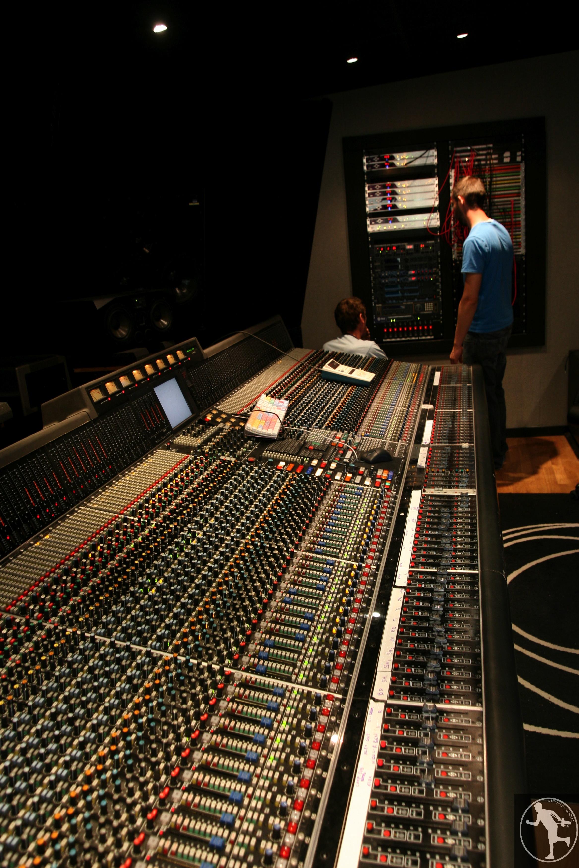 Yamaha Studio Amps