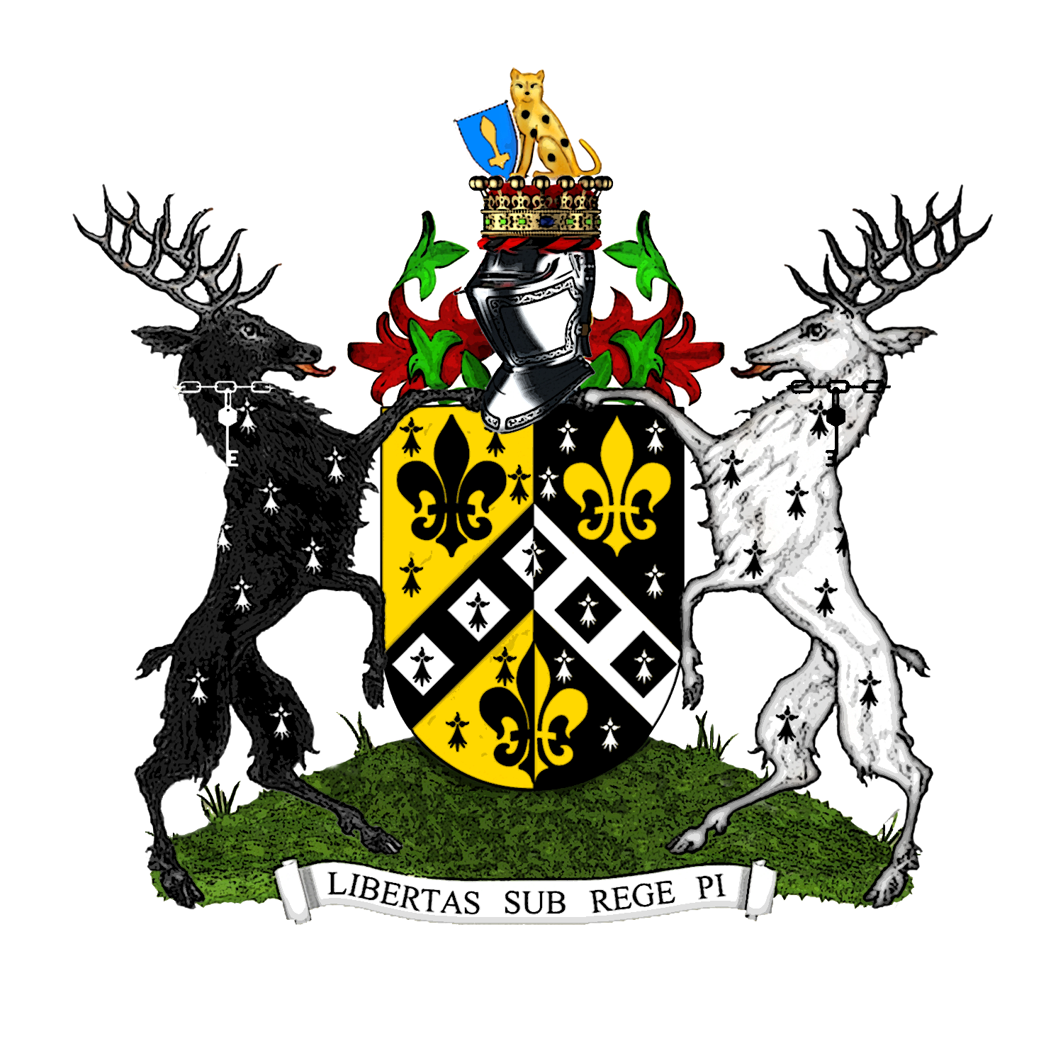 History and description of the coat of arms of Germany 82