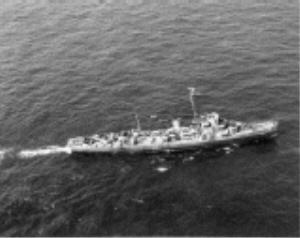 USS Kephart (DE-207)