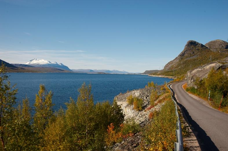 Sveriges 10 största sjöar - Akkajaure