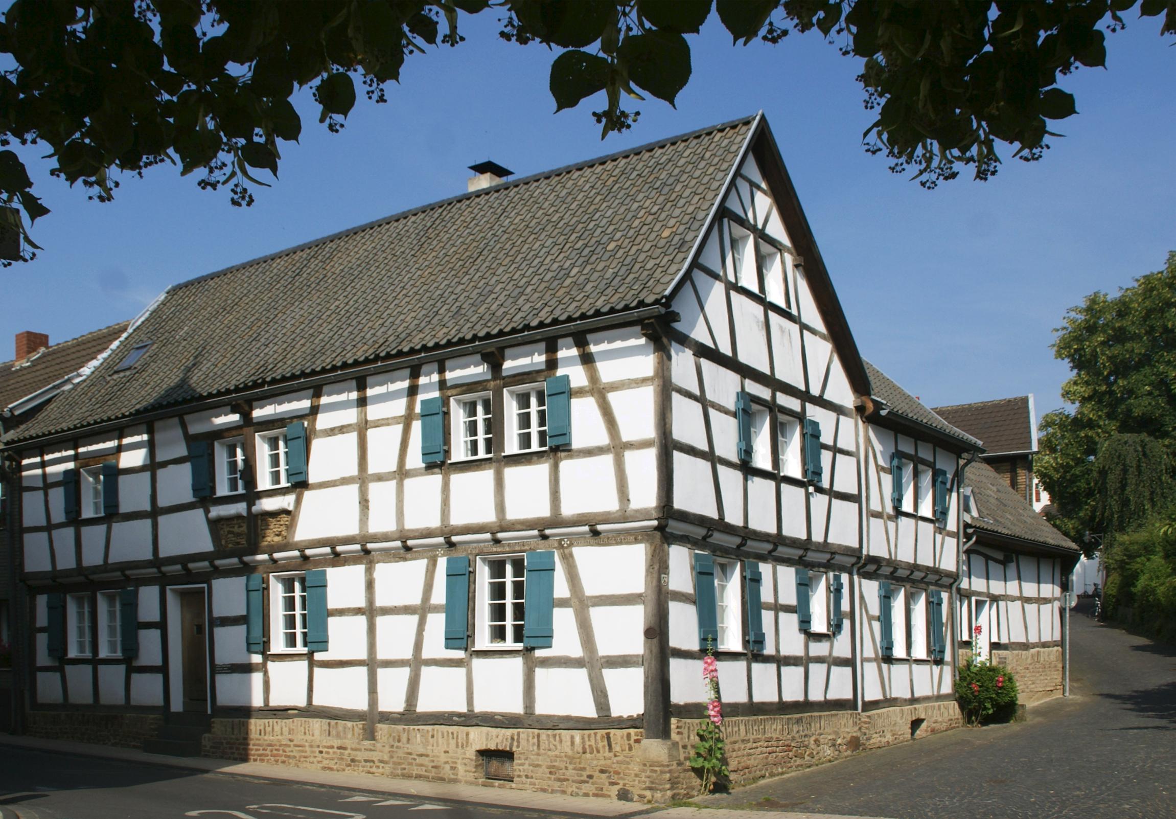 Fachwerk Haus
