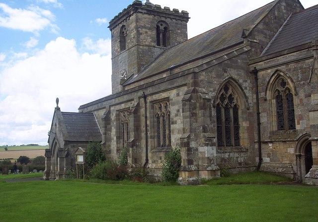 All Saints Church, Rudston - geograph.org.uk - 505862