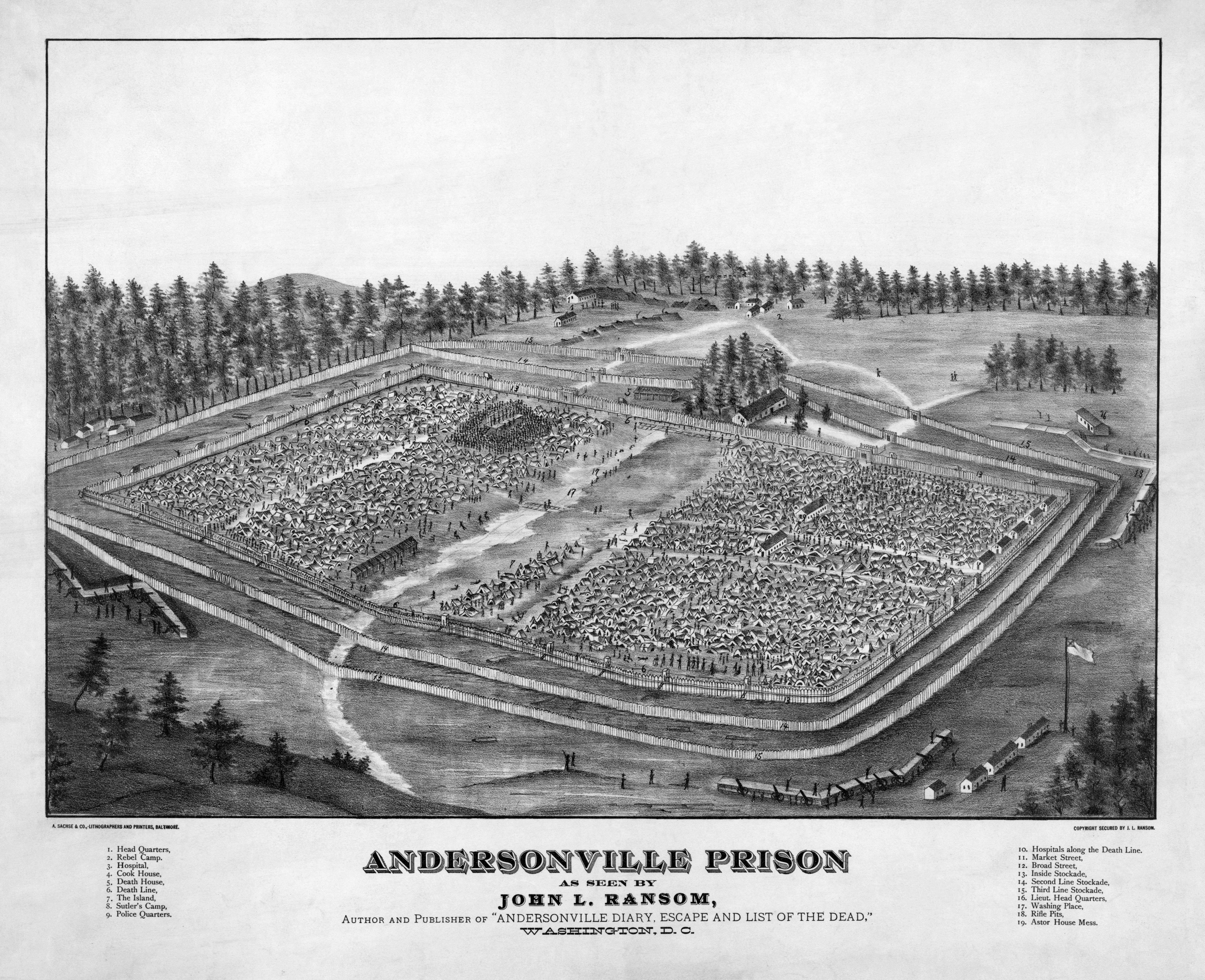 Andersonville Prison Camp