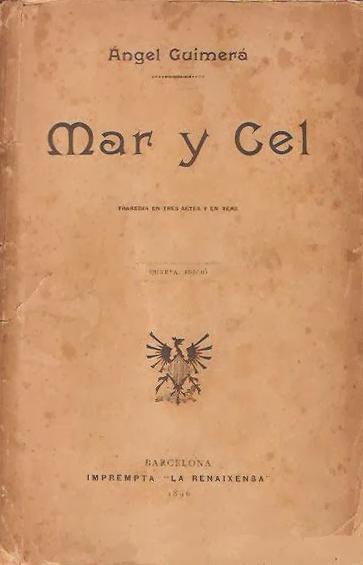 Edición de Mar y Cel (1896)