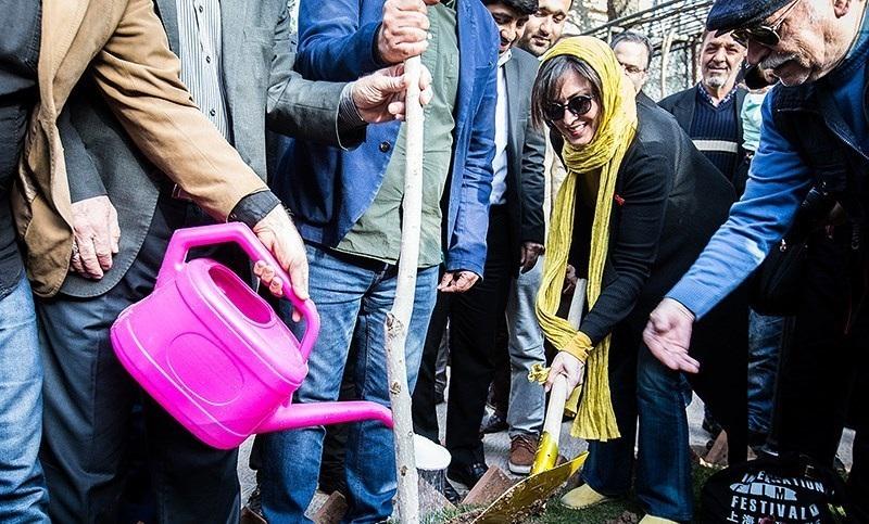 Arbor Day in Iran 01