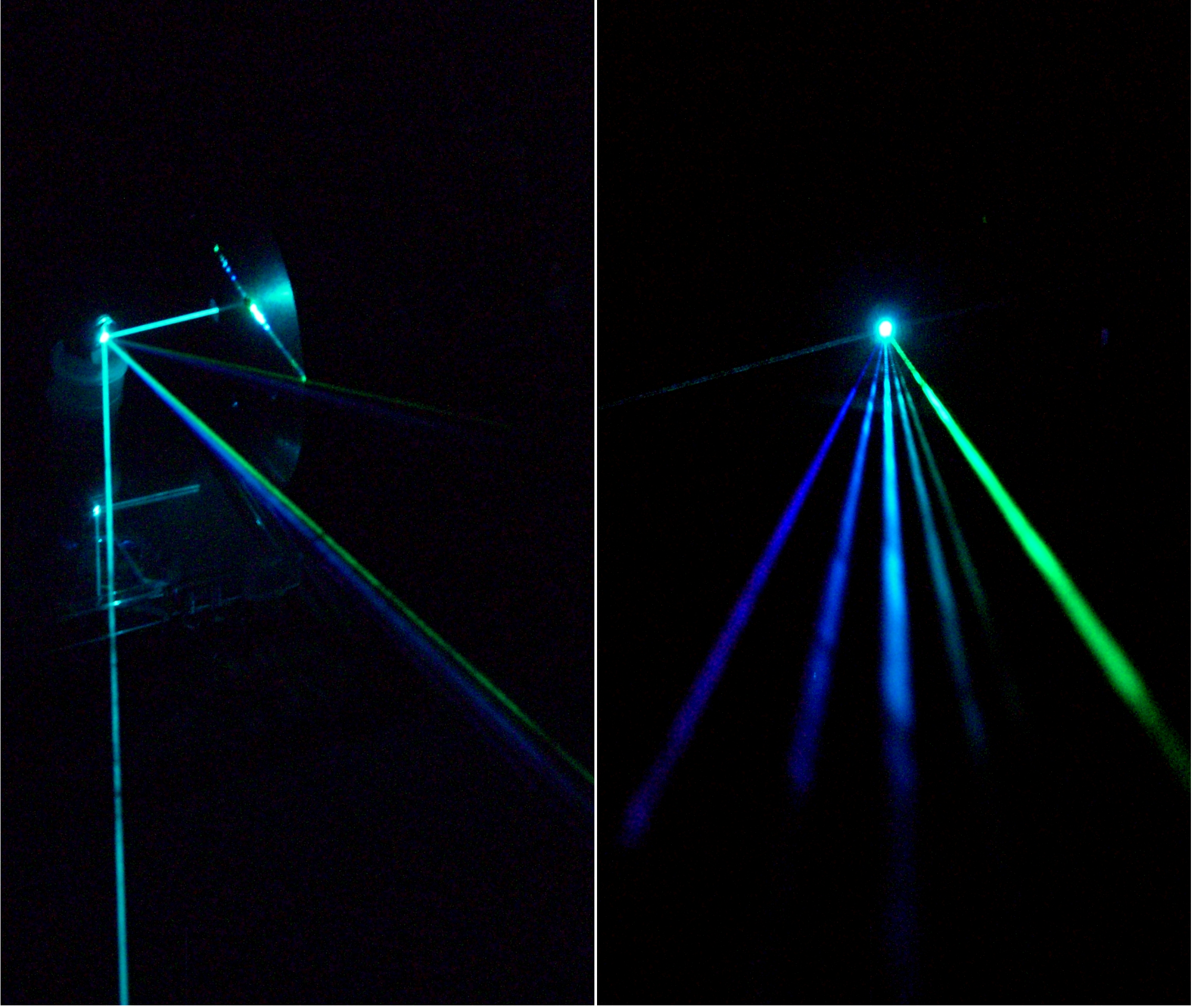 File:Argon laser beam and diffraction mirror.png ...