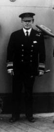 Arthur Leveson Royal Navy admiral