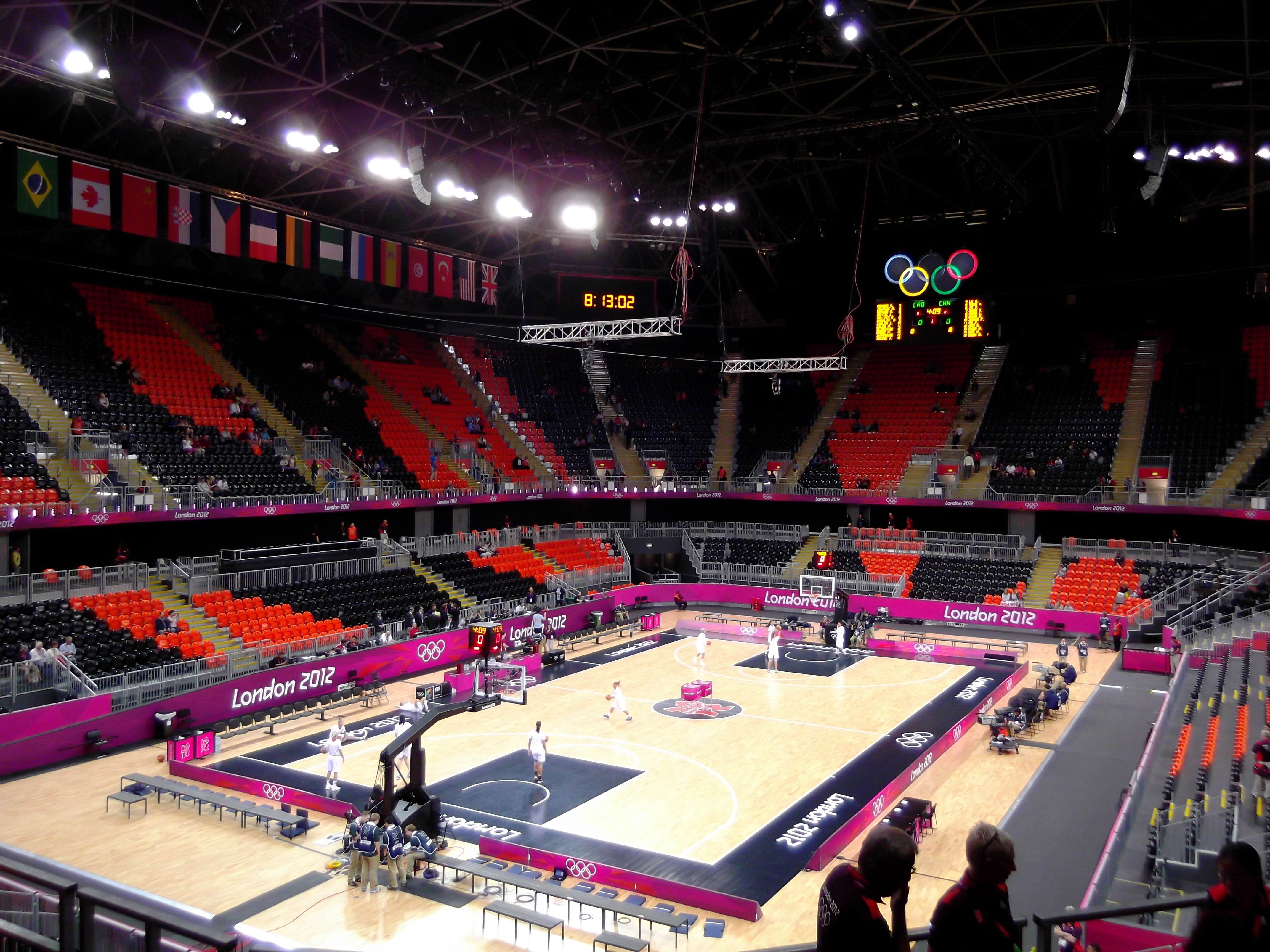 filebasketball arena london 30 july 2012 1jpg