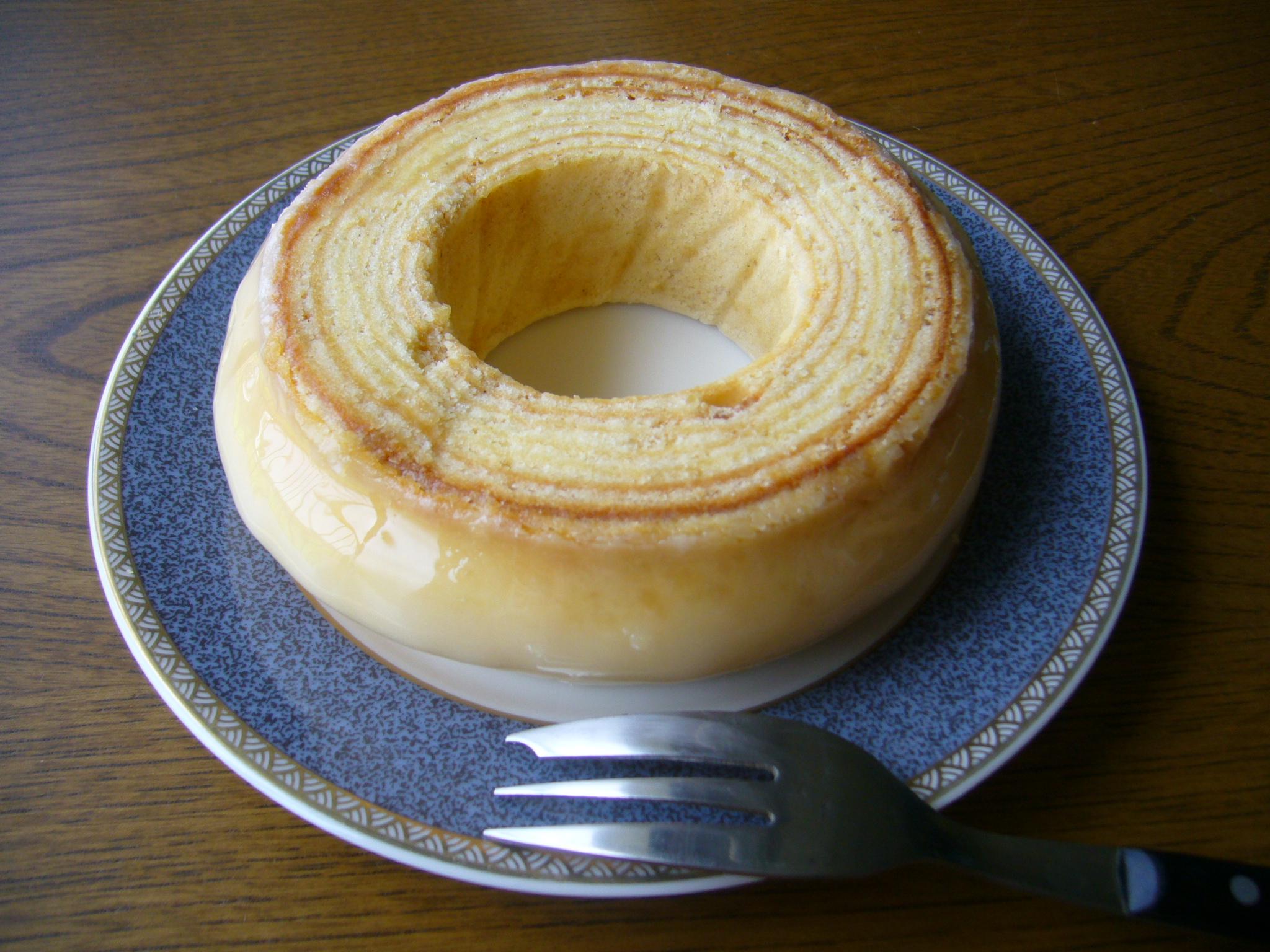Japanese Layered Cake Chocolate