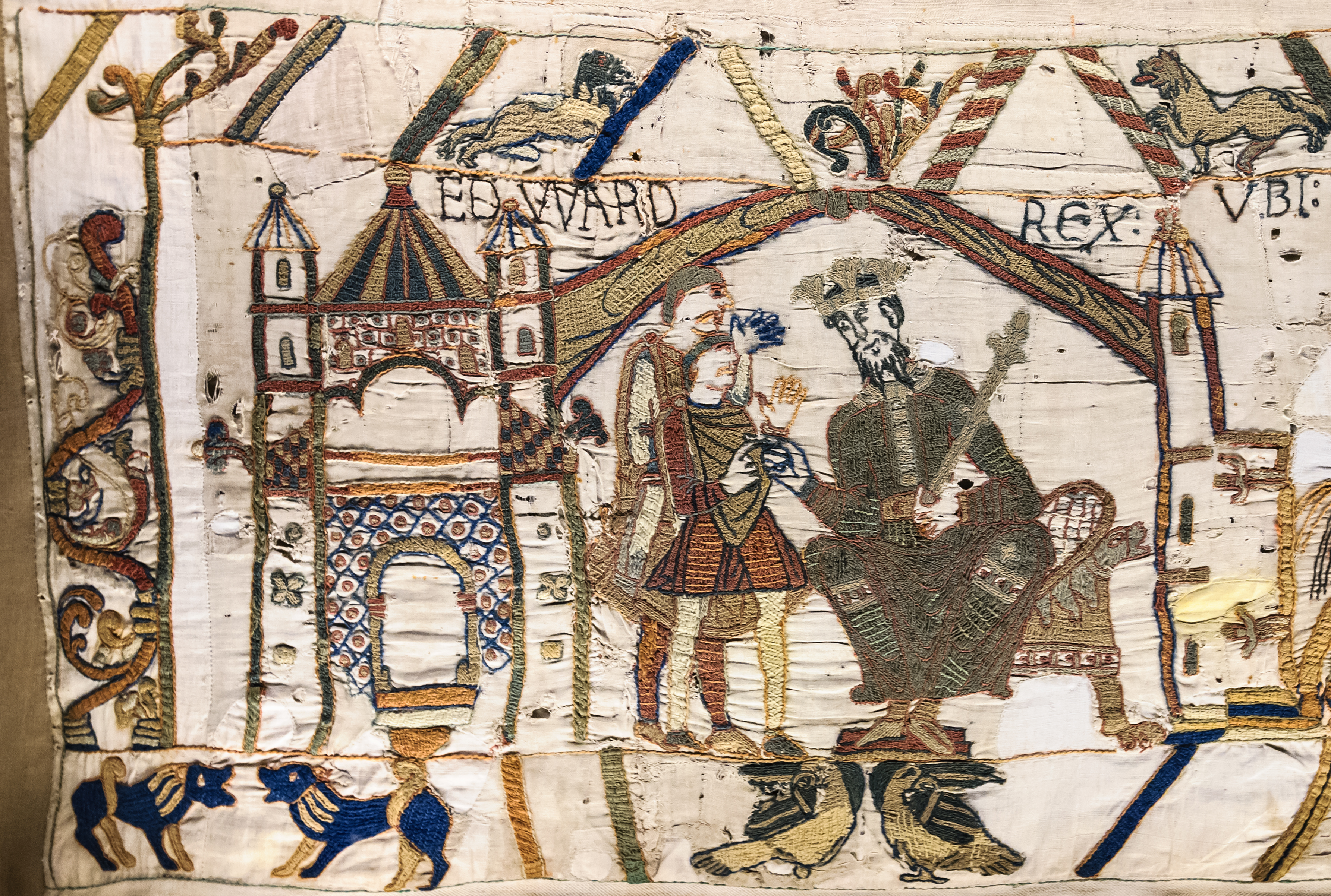 Bayeux Tapestry Military Wiki