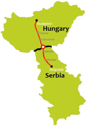 TITO Diktator:Za 24 sata - Srbija neće biti ista zemlja - Page 2 Belgrade_Budapest_HSR