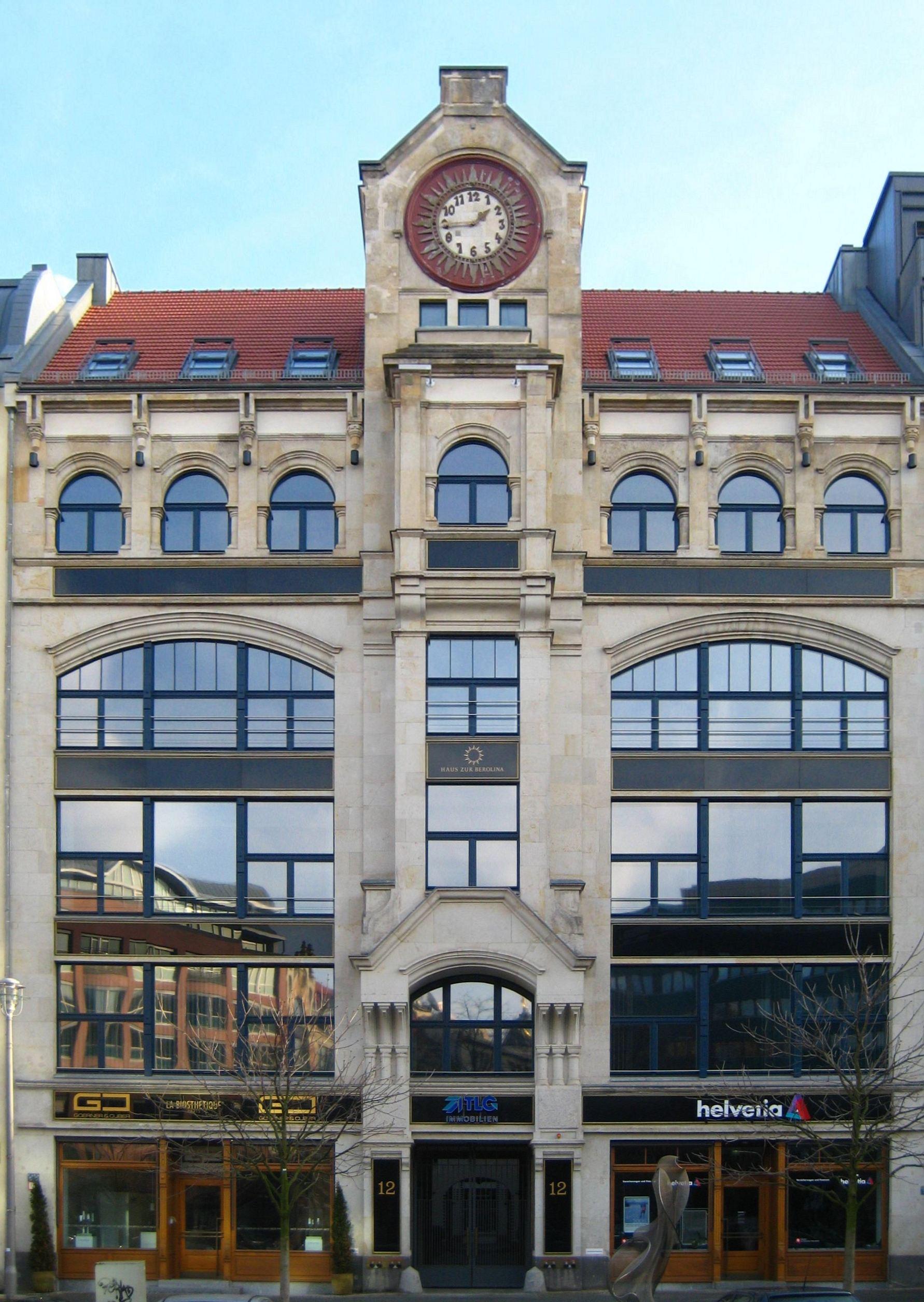 file berlin hausvogteiplatz haus zur wikimedia commons. Black Bedroom Furniture Sets. Home Design Ideas