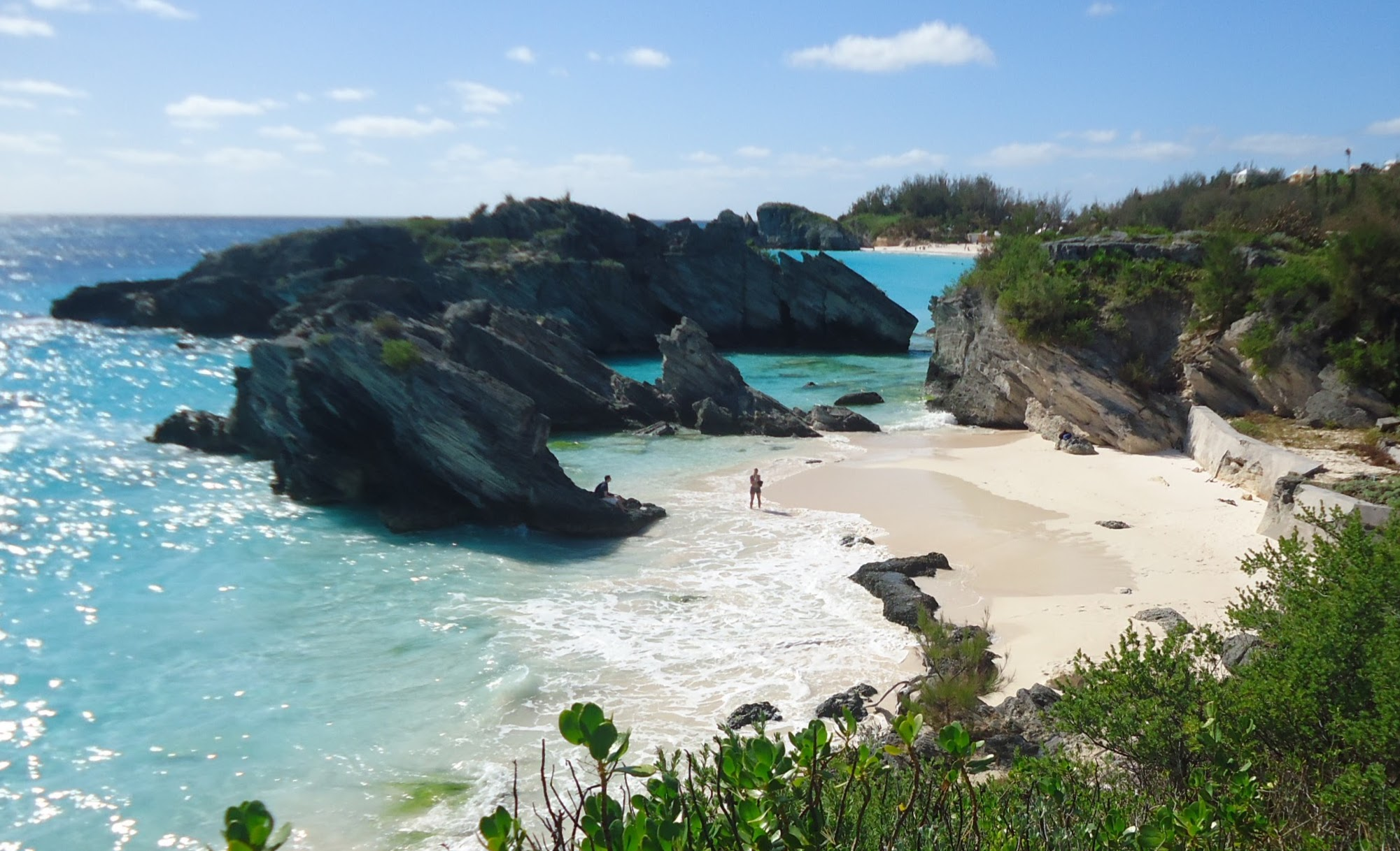 File:Bermuda (UK) image number 235 view from bluff looking at Horseshoe Bay  beach.jpg - Wikimedia Commons