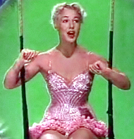Betty Hutton in The Greatest Show on Earth