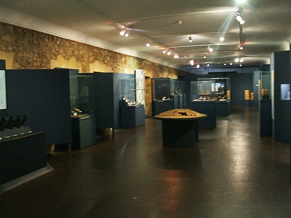 Resultado de imagen de Museo Arqueológico, Etnológico e Histórico Vasco