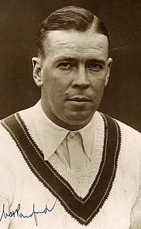 English: Bill Ponsford (1900-1991), Australian...