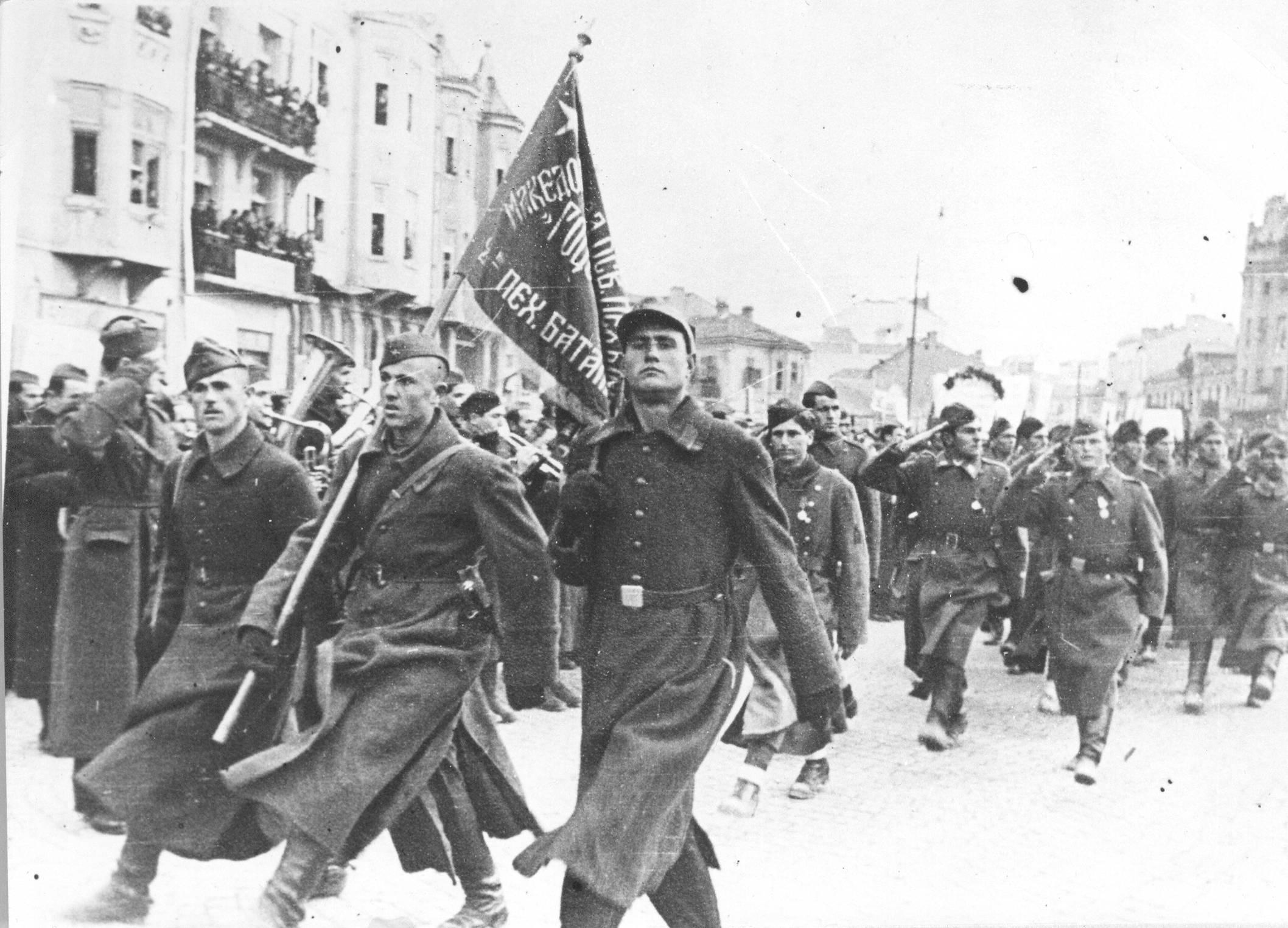 Комунистическа съпротива във Вардарска Македония – Уикипедия