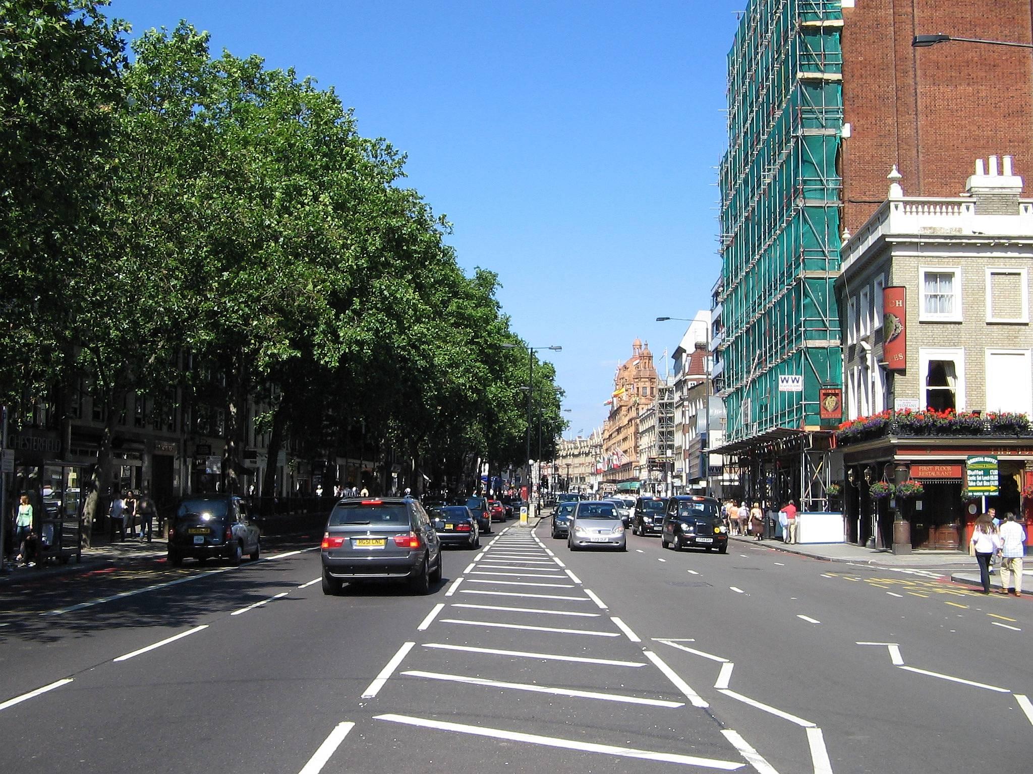 Hotels Near Fulham Road