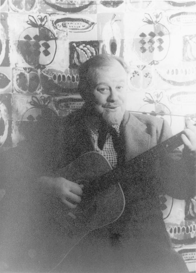 Photo Burl Ives via Wikidata