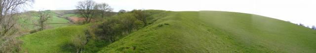 Cadbury Castle, Somerset - geograph.org.uk - 2717