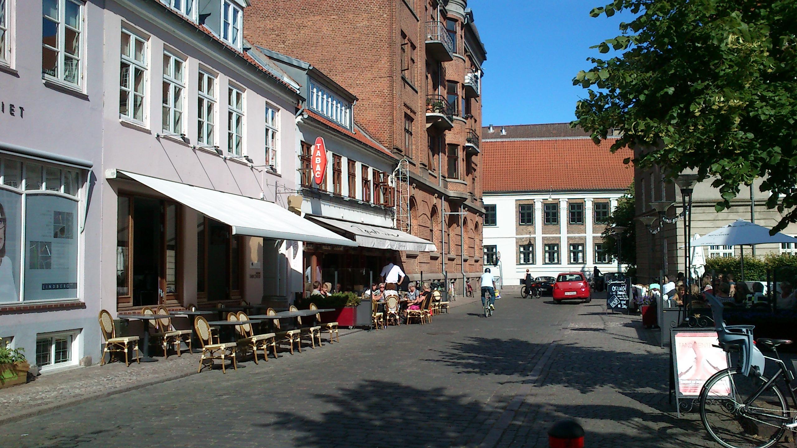 cafe klostertorv aalborg