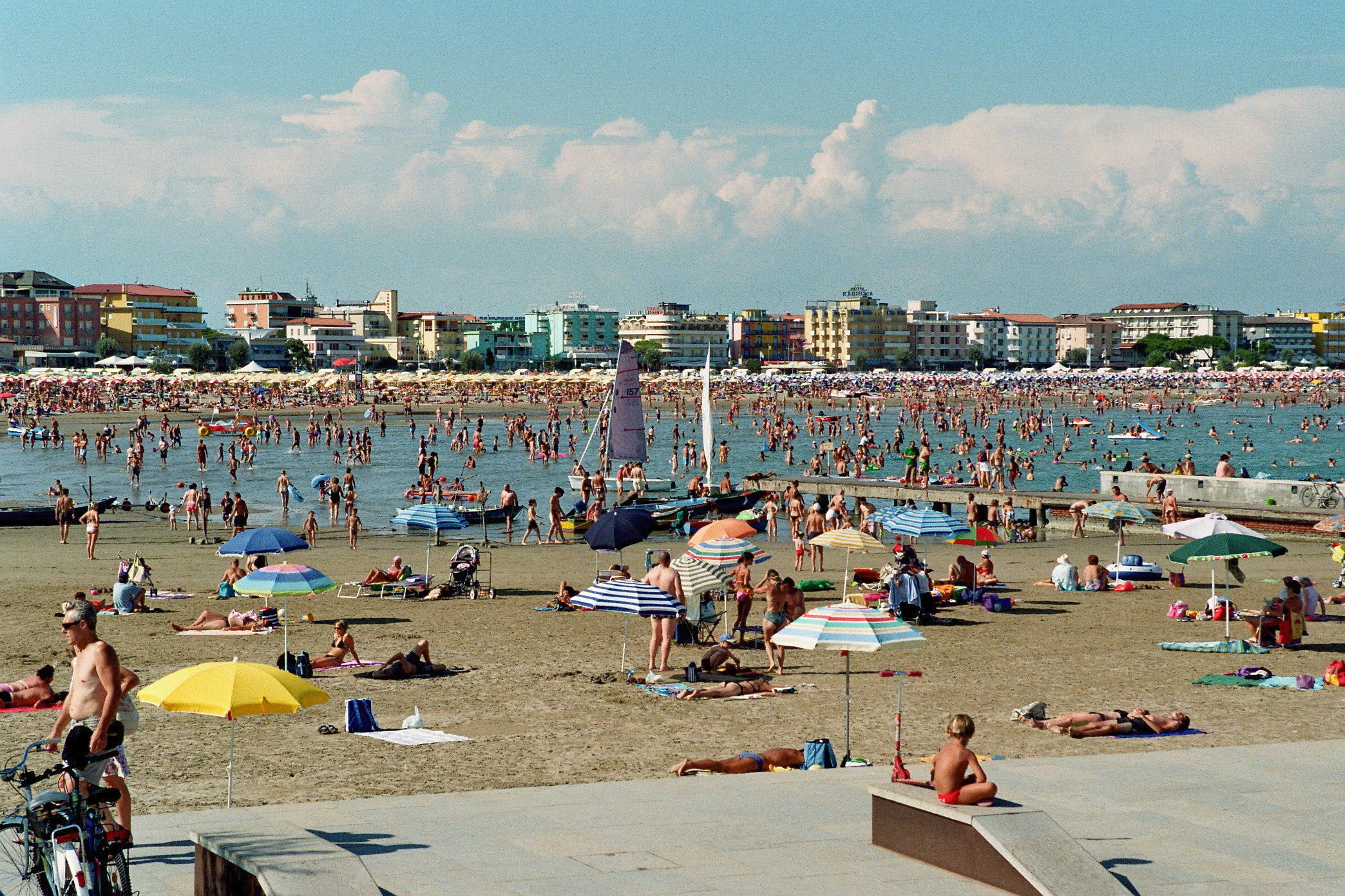 Hotel Miramare Beach Turkei Kumkoy