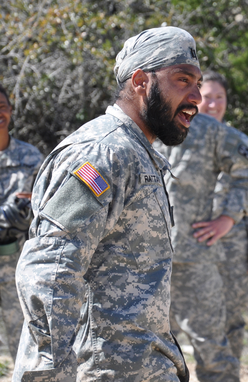 Sikhs in the United States military - Wikipedia