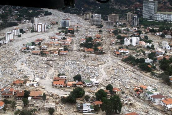 Caraballeda 1999 Deposits and Damage.jpg