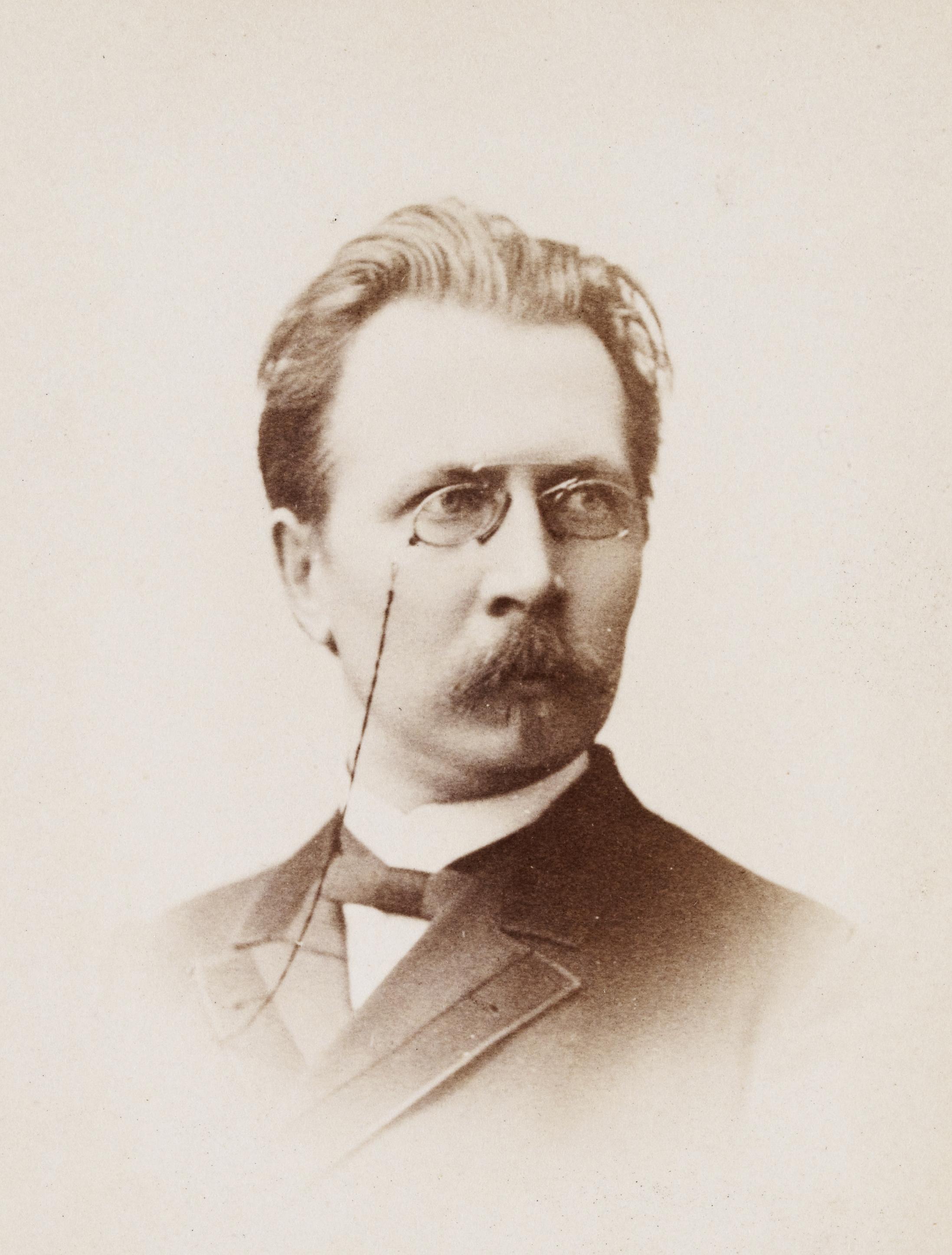 Gustaf Nyström Finnish architect