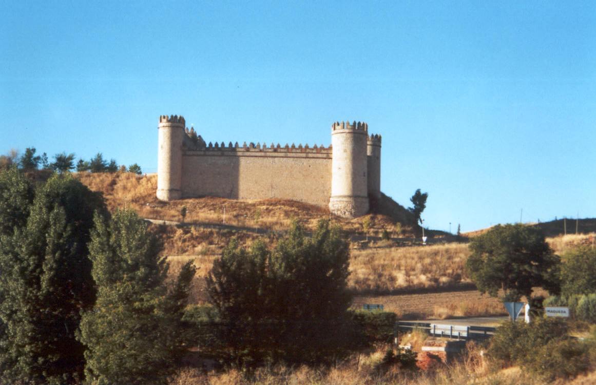 Maqueda wikipedia - Castillo de azay le rideau ...