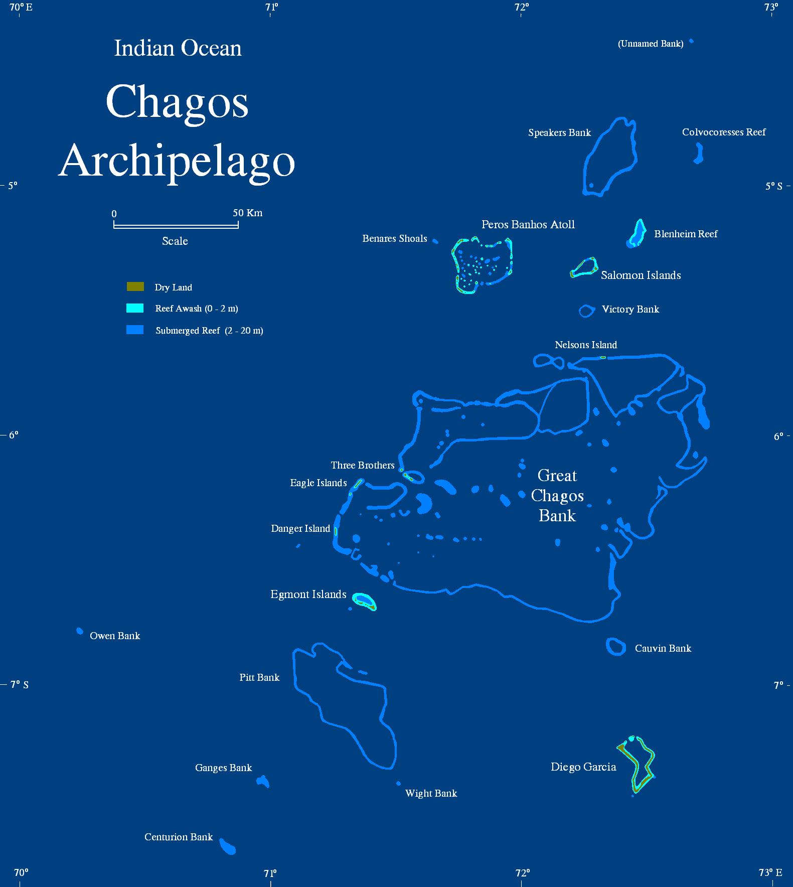 archipel de Chagos wikipedia